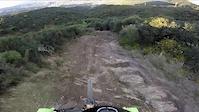 Trickle Falls  - Makara Peak