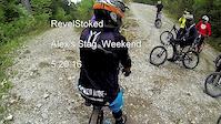 Boulder Mtn Stag Weekend,Boondocker Riding 4...