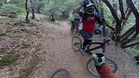 Downieville First Devide