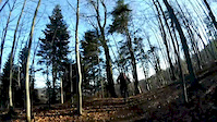 Laskomersky trail