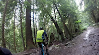 Some North Shore Trails. With a few crashes