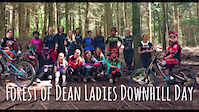 Forest of Dean Ladies Downhill Day 25th June 2016