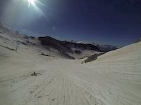 46mph on snow