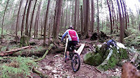 Mt. Seymour - Baden Powell