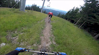 Borovets Bike Park - Scary Movie Trail