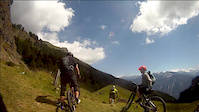 verbier alpine rocky