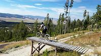 Discovery bike park road gap