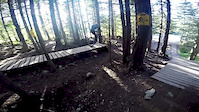 GoPro: B Line Drop off