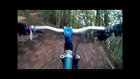 A few POV Clips From The Weekend Ride