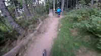 bikepark Lac Blanc