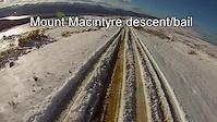 Mount Maacintyre early september 2016