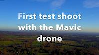 Drone test 1 - Surrey