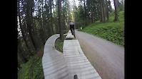 Bikepark Brandnertal, Austria - Tschack Norris