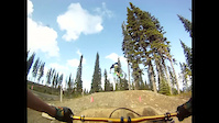 Silver Star Bike Park GoPro HD.