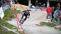Fox at the Fort William World Cup
