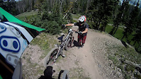 Go Pro HD Hero - Brian Head - Timberline