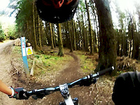 Glentress - The Matrix