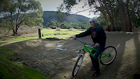 Slow Motion Morning at the Dirt Jumps
