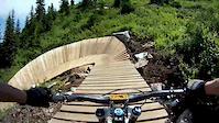 Stevens Pass Bike Park - Slingshot Wookie Update!