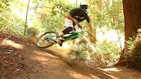 Kyle Blew rides Santa Cruz