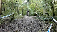 Aston Hill Root Canal Track October 2012
