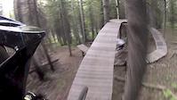 North Shore Trail at Pajarito Bike Park