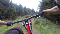 Triscombe Road Gap Line - (Freeride line)
