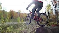 Riding the Benson Grade Fall 2013