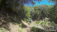 Gridley Trail Downhill - Ojai, CA