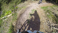 Triscombe Freeride/Road gap line