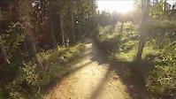 POV - Järvsö Bergscykel Park - Downhill