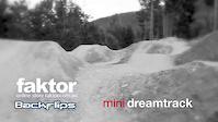 Mini DreamTrack Queenstown NZ MTB Jumps Backflip