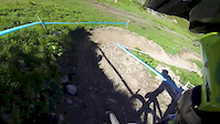 Verbier Bikepark Blue trail 02 Tsopu