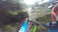 Technical downhill