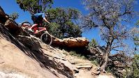 Porcupine Rim Mountain Biking