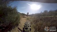 Bones DH Trail - Agoura Hills, CA