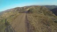 Santiago Oaks - mountain biking cruising