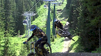 Chills and Skills - Orange Dirt at Schladming