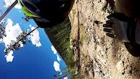 Trestle Bike Park: Air DH Race Crash