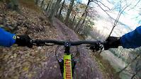 Last Weekend at Blue Mountain Bike Park 2015