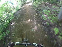 sugarloaf bike park swamp donkey race run