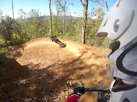 Bailey Mountain Bike Park - One Lap