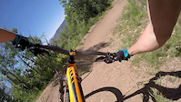 Steamboat Bike Park Rustler's Ridge DH