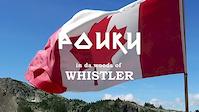 Pouky - In da woods of Whistler