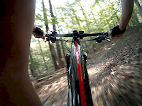 XC ride at Patapsco