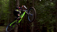 Groms Shredding Whistler Bike Park
