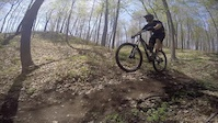 Oka-trails-whit-my-Pivot-Mach-6 and my GOPRO