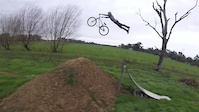 Farm Dirt Jumps | Andrew Nilbett 2014