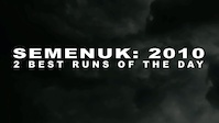 Top 5 All-Time Runs: Semenuk 2010