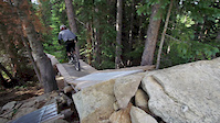 Evolution Bike Park - Psycho Rocks
